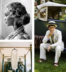 great gatsby themed wedding a great gatsby themed wedding the party of the year