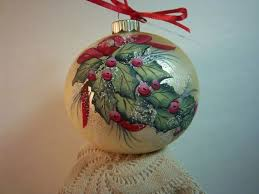 21 awesome painted ornament by barbara home