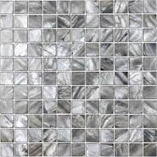 Mother Of Pearl Tiles Bathroom Stained Shell Mosaic Tile Kitchen Backsplash Ideas Freshwater