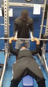 guy bets his friend he can bench press 185 lbs funny