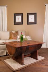 Dining Room Furniture Made In Usa by Charming Wine Barrel Dining Room Table Including Coffee With