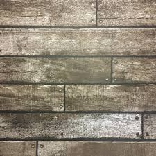 fine decor reclaimed wood wallpaper a rustic and realistic