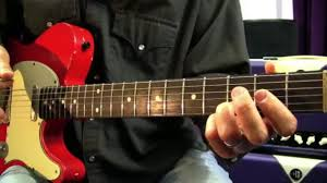 amazing trick to combine country rhythm u0026 solo guitar lesson in