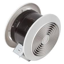 470 cfm wall chain operated exhaust bath fan broan through the wall fan the best fan of 2018