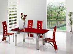 Dining Room Dining Room Furniture Cool Dining Chairs Design - Red dining room chairs