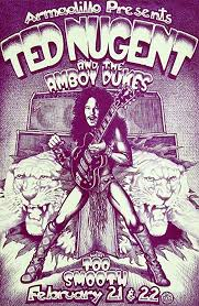ted nugent and the amboy dukes armadillo 1974 u2026 pinteres u2026