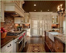 brick backsplashes for kitchens brick kitchen backsplash brick for kitchens awesome brick kitchen