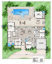 florida house plans with pool 313 best home plans modern images on arquitetura