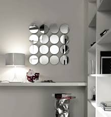 How To Decorate With Mirrors by Small Mirrors For Wall Decoration 88 Inspiring Style For Brilliant