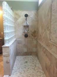 Bathroom Shower Designs Pictures Best 25 Glass Block Shower Ideas On Pinterest Bathroom Shower