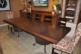 Wine Barrel Table - Barrel kitchen table
