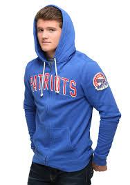 new england patriots sunday zip up hoodie
