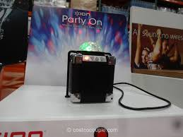 ion bluetooth speaker with lights electronics computers