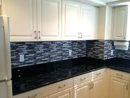 Glass Tile Installation Subway Tile Kitchen Backsplash Glass Subway Tiles Medium Size Of