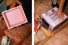 air sealing and insulation can attic insulation upgrade greenbuildingadvisor com