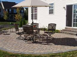 Brick Paver Patio Cost Calculator Stamped Decorative Concrete Patios Mukilteo Seattle