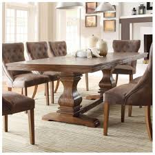Cherry Wood Dining Room Furniture Engaging Image Of Small Dining Room Decoration Using Black White