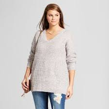 scoop back sweater target
