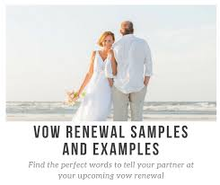 vow renewal ceremony program awesome vow renewal sles updated october 2017