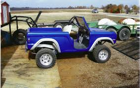 prerunner bronco mini bronco 66 77 early bronco ford bronco zone early bronco