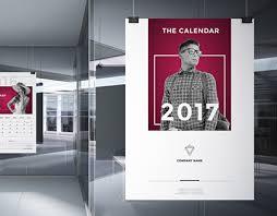 calendar 2016 and 2017 on behance