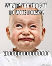 Funny Voting Memes - excuses excuses here are the reasons why people don t vote and