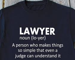 lawyer t shirt etsy