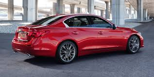 2016 infiniti q50 to get all new twin turbo v6 and dynamic