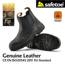 Light Work Boots Aliexpress Com Buy Safetoe Safety Shoes Work Boots Cow Leather