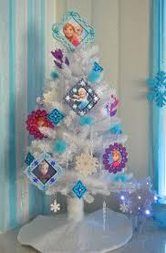 diy disney frozen tree small white tree