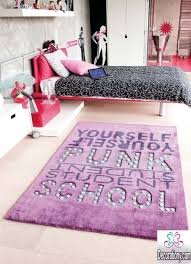 Purple Rugs For Bedroom 30 Adorable Girls U0027 Rugs For Bedroom Decoration Y