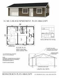 Small Carriage House Plans 4 Car Carriage House Garage Plan 2152 1 By Behm Design 48 X 24