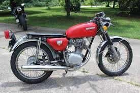 honda cb 125 cb125 one up moto garage