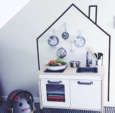Ikea Play Kitchen Hack by Ikea Play Kitchen Makeovers Oh So Busy Mum Ikea Duktig Play