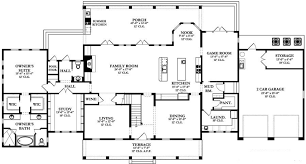 house plans with open floor plan house floor plan best ranch style plans ideas simple small efficient