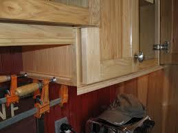 Kitchen Cabinet Door Trim Molding Decorative Molding Kitchen Cabinets How To Update Flat Kitchen