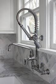 kitchen faucet with spray best ruvati rvf1216k1ch commercial style pullout spray kitchen