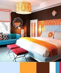 brown and blue home decor orange and brown home decor conceptcreative info