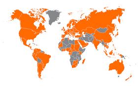 Austria World Map by Brokerslink Employee Benefits