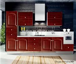 zhihua high glossy white wave acrylic kitchen cabinet new model