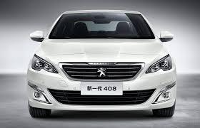 peugeot story new peugeot 408 sedan unveiled at auto china 2014 image 243420