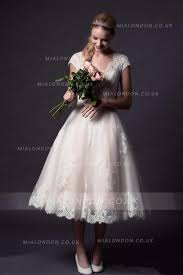 tea length wedding dresses uk amazing tea length wedding dresses gowns to a lovely