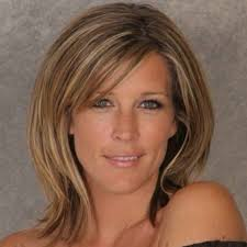soap opera hairstyles 2015 laura wright hair google search hair pinterest shoulder