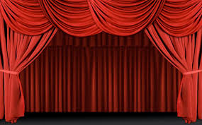 Velvet Home Theater Curtains Red Theater Curtain Clipart Clip Art Library