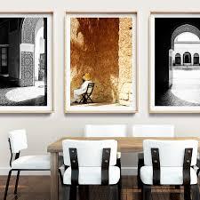 Dining Room Framed Art Moroccan Decor Rustic Coastal Wall Art Brisbane Wall Art