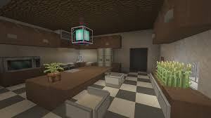 design modern kitchen minecraft modern kitchen designs homes abc