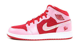 day jordans air 1 mid gs valentines day sbd