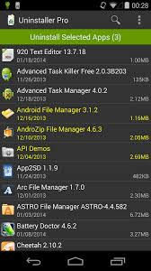 uninstaller pro android apps on play