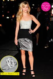 reese witherspoon engagement ring reese witherspoon s four carat engagement ring all the