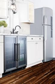 beverage cooler glass door kitchen captivating wine and beverage cooler adjustable wooden